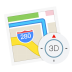 72x72px size png icon of Maps
