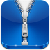 72x72px size png icon of zip file