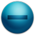 72x72px size png icon of alarm minus