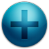 72x72px size png icon of alarm plus