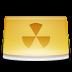 72x72px size png icon of folders burn folder
