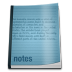 72x72px size png icon of misc notepad