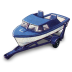 72x72px size png icon of Boat and Trailer