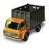 72x72px size png icon of Cattle Truck