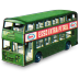 72x72px size png icon of Daimler Bus