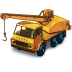 72x72px size png icon of Dodge Crane Truck