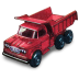 72x72px size png icon of Dumper Truck