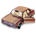 72x72px size png icon of Ford Cortina GT