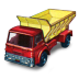 72x72px size png icon of Grit Spreader