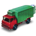 72x72px size png icon of Refrigeration Truck with Open Door