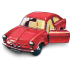 72x72px size png icon of Volkswagen 1600 TL