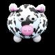 80x80px size png icon of CowBlackSpots