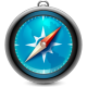 80x80px size png icon of Safari