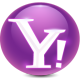 80x80px size png icon of Yahoo
