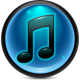 80x80px size png icon of iTunes