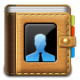 80x80px size png icon of contacts