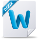 80x80px size png icon of docx mac