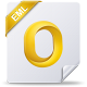 80x80px size png icon of eml