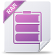 80x80px size png icon of rar