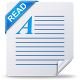 80x80px size png icon of readme