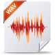 80x80px size png icon of wav