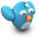 80x80px size png icon of TwittingFlying