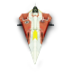 80x80px size png icon of JediStarFighter