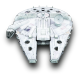 80x80px size png icon of MilleniumFalcon