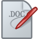 80x80px size png icon of Document