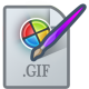 80x80px size png icon of PictureTypeGIF