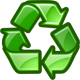 80x80px size png icon of Trash