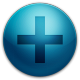 80x80px size png icon of alarm plus