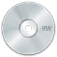 80x80px size png icon of media cd rw
