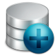80x80px size png icon of misc new database