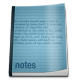80x80px size png icon of misc notepad