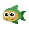 96x96px size png icon of fish
