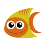 96x96px size png icon of tropical fish