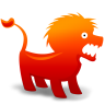 96x96px size png icon of Lion