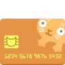 96x96px size png icon of creditcard