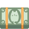96x96px size png icon of money