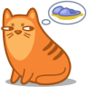 96x96px size png icon of cat slippers