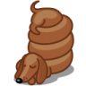 96x96px size png icon of dog dachshund