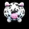 96x96px size png icon of CowBlackSpots