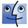 96x96px size png icon of mac os