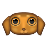 96x96px size png icon of dog