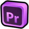 96x96px size png icon of Adobe Premiere