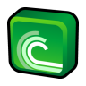 96x96px size png icon of Bittorrent