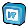 96x96px size png icon of Microsoft Office Word