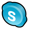 96x96px size png icon of Skype