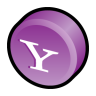 96x96px size png icon of Yahoo Messenger Alternate